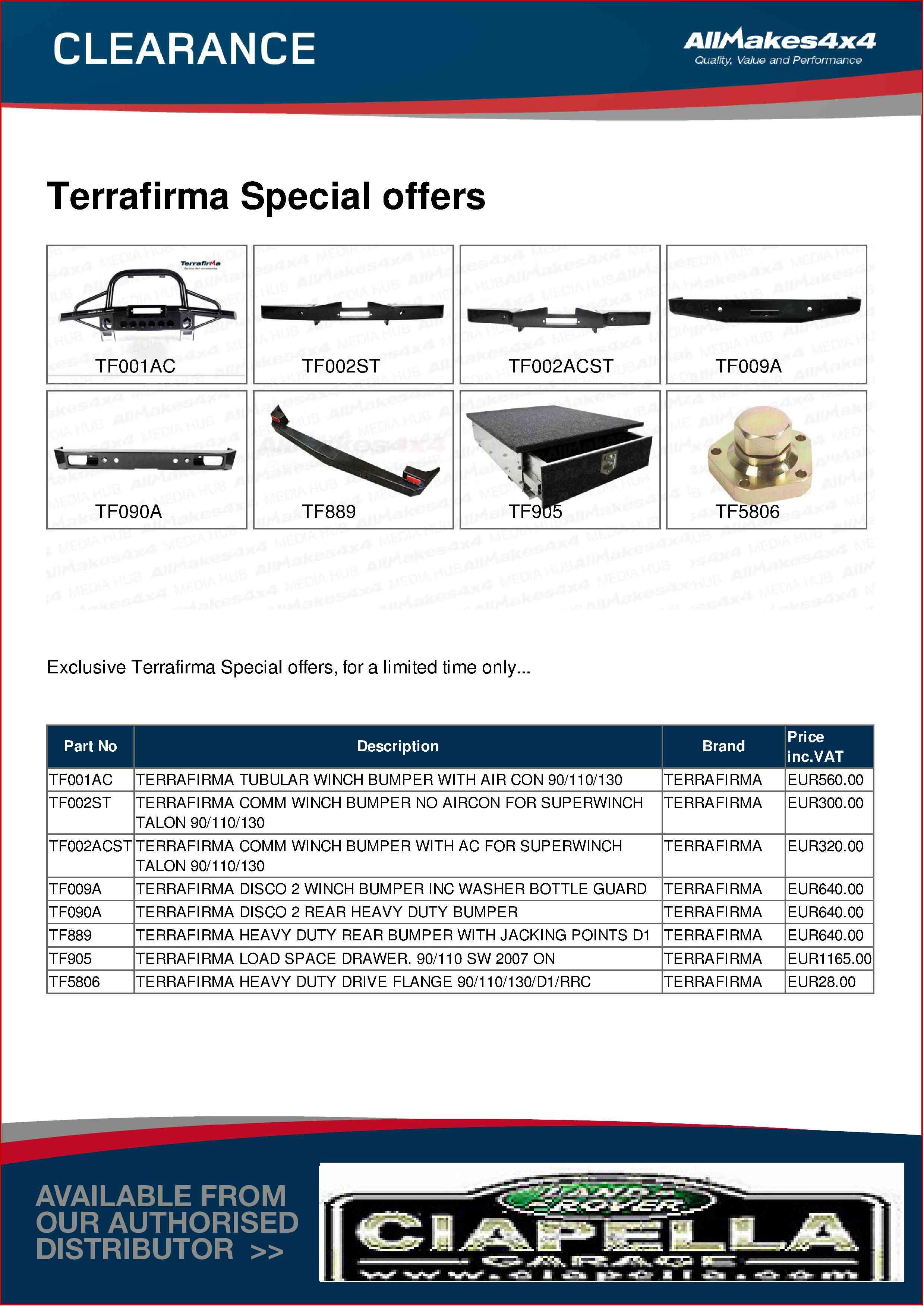TERRAFIRMA WEB